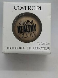 COVERGIRL Vitalist Healthy Glow Highlighter / Illuminator #6 Daybreak Golden