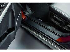 Adesivo battitacco protettivo nero Suzuki S-Cross