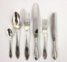 36 piezas cubiertos de plata Franz bahner