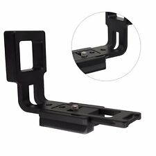Universal QR L Plate / L Stand For Manfrotto Bogen 200PL-14 RC2 Ball Head Clamp