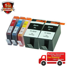 5 NON-OEM 920XL INK CARTRIDGE for HP OFFICEJET 6000 6500 6500A 7000 7500A HP920