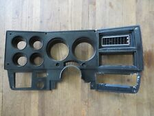 Dash Bezel for Chevy Truck - used