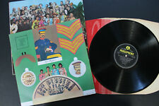 Beatles. Sgt Pepper. UK 1st Press 1967, 2/4 mothers. Parlo. COMPLETE!!!