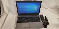 HP Probook 450 G1 2.5Ghz i5-4200m 8GB 750GB Office Pro, Adobe CS6
