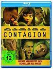 Contagion [Blu-ray] von Steven Soderbergh   DVD   Zustand sehr gut