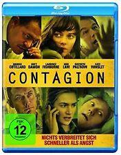 Contagion [Blu-ray] von Steven Soderbergh | DVD | Zustand sehr gut