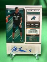 MELVIN FRAZIER NBA 2018-19 CONTENDERS DRAFT PICKS AUTO (ORLANDO MAGIC,TULANE)