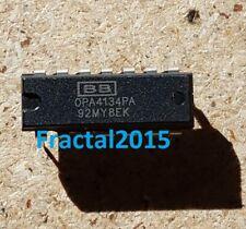 1 PCS OPA4134PA OPA4134 DIP14 Texas Instruments