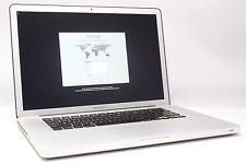 "15.4"" MacBook Pro Early 2011, 10.12, i7-2820QM, 640GB HD, 16GB, Free US Shipping"