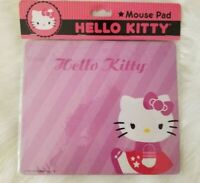 HELLO KITTY COMPUTER MOUSE PAD CLASSIC HELLO KITTY BY SANRIO NIP