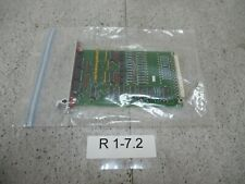 Wagner Schildkröte 816010 Input Card Active High 24V Unused