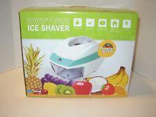 Hawaiian Snow Shaved Ice Machine New