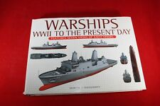 (BS) Military Book: Warships WWII to the Present Day