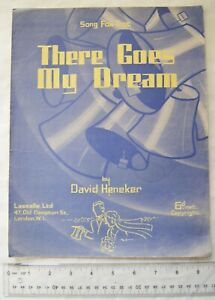 1940 There Goes My Dream, Song Fox-Trot by David Heneker
