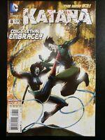 KATANA #8a (2013 The New 52, DC Comics) ~ VF/NM Comic Book