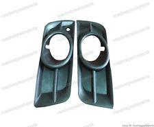 New Pair Left + Right Fog Light Lamp Covers Bezel for Chevrolet Cruze 2009-2014