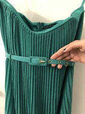 French Connection womens green dress size 4