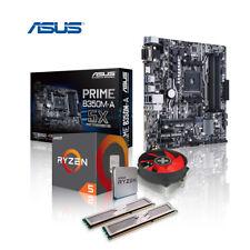 Aufrüst Kit Ryzen 5 1600 6x 3.2 GHz, ASUS PRIME B350M-A, 8GB 2400 MHz