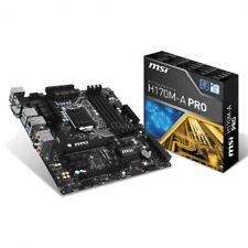 Placa base MSI 1151 H170m-a Pro