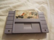 Arkanoid Doh it Again Super Nintendo Snes Cleaned & Tested UGLY