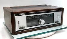 Vintage SONY ST-5100 Stereo Tuner  FM - AM w/ Walnut Case ST5100