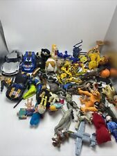 Toys Action Figures Transformers + More Vintage & Modern Lot Of Various Styles
