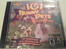 PlayPets 101 Pets Virtual Sim Petz Games PC Windows XP Vista 7 8 10 - P