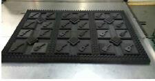 "4"" Thick Studio Acoustic Soundproofing Foam Tiles 56""x 88"""