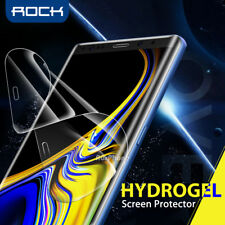 ROCK AQUA HYDROGEL Screen Protector For Samsung Galaxy S10 S9 S8 Plus Note 9 8