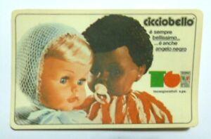 CALENDARIO CALENDARIETTO TASCABILE Pocket Calendar 1978 CICCIOBELLO (cm 11x7)