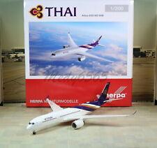 "Herpa Wings Thai ""Wichian Buri"" Airbus A350-900 1/200"