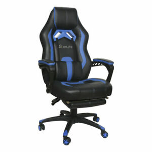 Eclife OF-D01 Office Chair - Blue