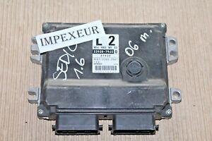 Original Fiat Sedici Motorsteuergerät ECU 33920-79J20  33920-79J2  MB112300-2561