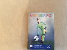 Chelsea Women vYeovil Town Ladies CONTI CUP 2018-2019 Programme