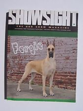 ShowSight - The Dog Show Magazine November 2014 The Great Dane