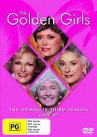 The Golden Girls : Season 3 (DVD, 2006, 4-Disc Set) brand new sealed  t22