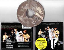 CD 10T INCLUS 1T BONUS EN LIVE THE ISLEY BROTHERS 3+3 DE 2003 USA LEGACY