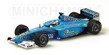 Benetton Playlife B200 G.Fisichella 2000 430000011 1/43 Minichamps