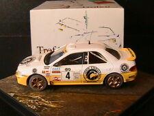 SUBARU IMPREZA STI #4 MOORE COOK ST JOHN AMBULANCE MANX RALLY 1995 TROFEU 618