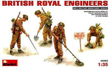 British/commonwealth Royal Ingenieros # 35083 1/35 Miniart
