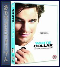 WHITE COLLAR - COMPLETE SEASON 2  *BRAND NEW DVD *