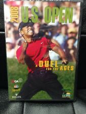 2008 U.S. Open A Duel for the Ages (DVD, 2008) Tiger Woods at Torrey Pines