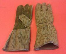 NVA Handschuhe Tarn Ein-Strich-Kein-Strich Tarnung DDR verschiedene Größen !