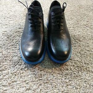 Cole Haan Mens 2.ZerøGrand Lined Laser Wingtip Oxford Dress Shoes Size 12M