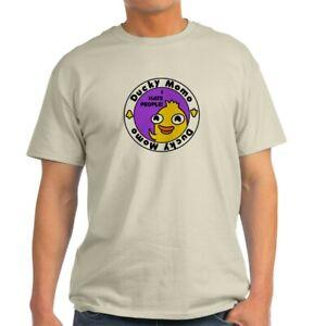 CafePress Ducky Momo Hates People! T Shirt 100% Cotton T-Shirt (699709599)