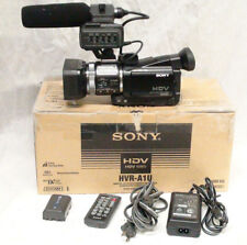 Mint Sony HVR-A1 High Definition Camcorder
