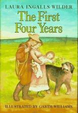 Little House: The First Four Years 9 by Laura Ingalls Wilder (1971, Hardcover)