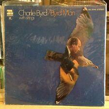 [SOUL/JAZZ]~VG+ LP~CHARLIE BYRD~Byrd Man~[Original 1969~RIVERSIDE Issue]~