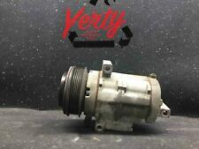2009-12 Lincoln MKS Air AC Compressor OEM# 9G1319D629AB 87K