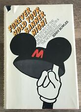 Forever Hold Your Banner High! 1977 Jerry Bowles First Ed Mickey Mouse Club